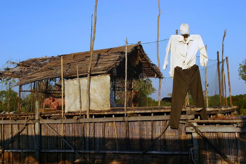 Download Village Lifestyle, Cambodia Royalty Free Stock Photos - Image: 20931528