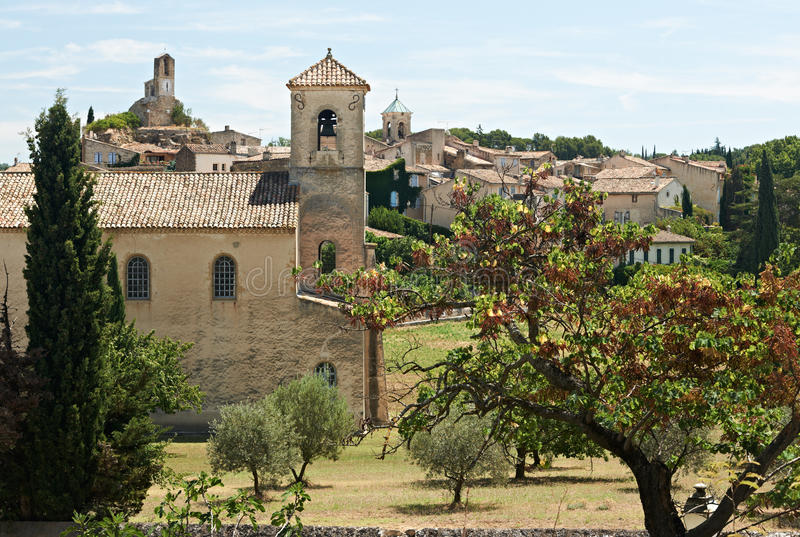 Download Village Of Lourmarin, France Stock Image - Image: 23398867
