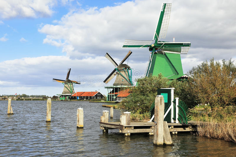 Download The Village - An  Museum In Holland Stock Image - Image: 26978389
