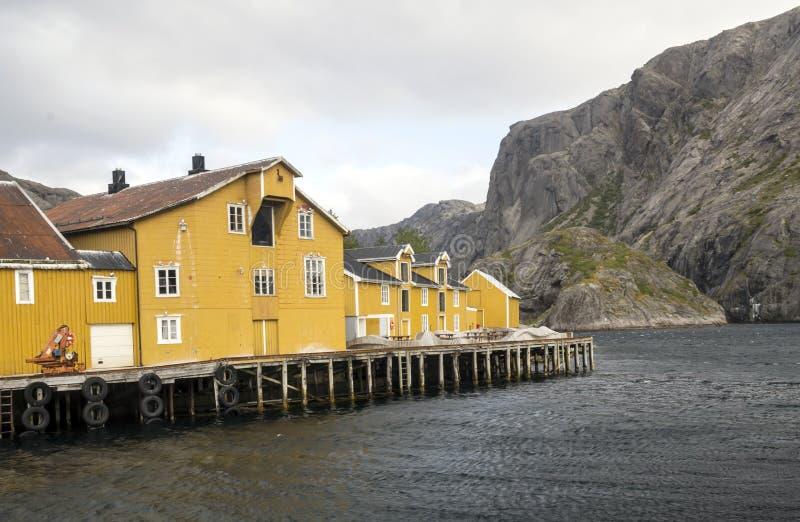 Village Of Norway Stock Image Image Of Boat Extravagant