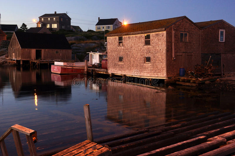 Download The Village Of Peggy's Cove, Nova Scotia Editorial Image - Image of ramp, peggy: 32670165