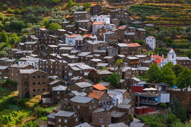Village Piodao - Portugal stock photo