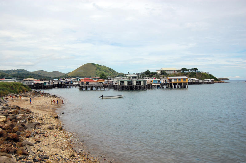 Download Village On The Water Royalty Free Stock Photography - Image: 24390347