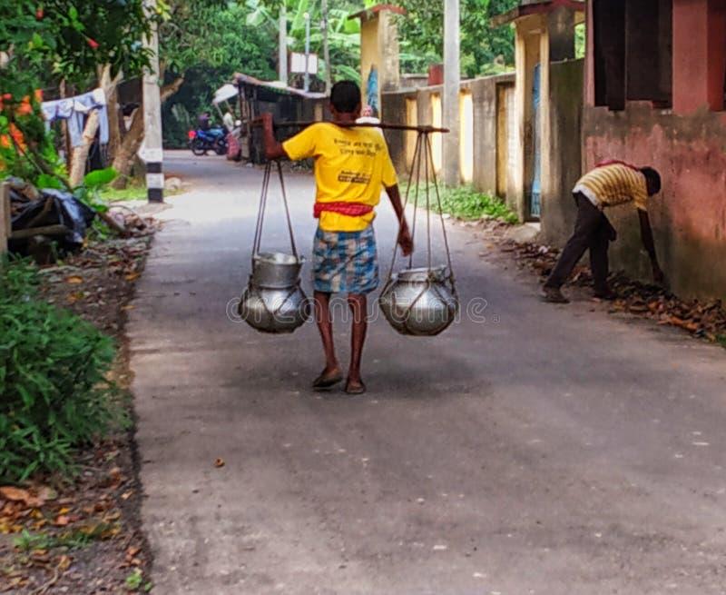villageois photographie stock libre de droits