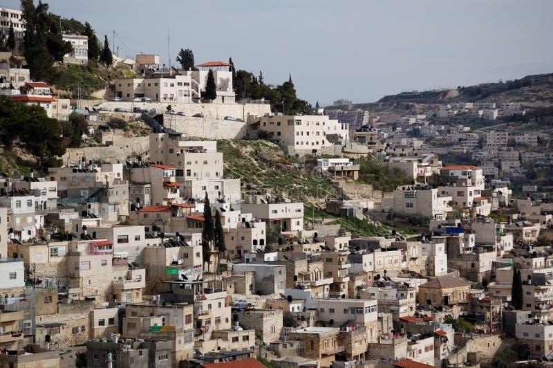 Villaggio arabo fotografie stock libere da diritti