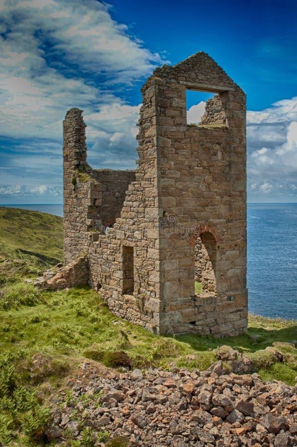 Villaggio celtico fotografia stock