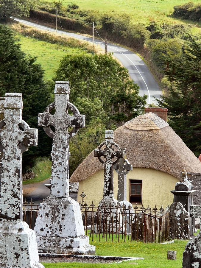 Villaggio di Dunhill immagine stock libera da diritti