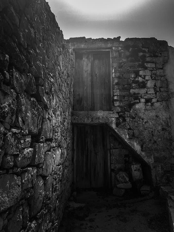 Villaggio di Elounda fotografia stock