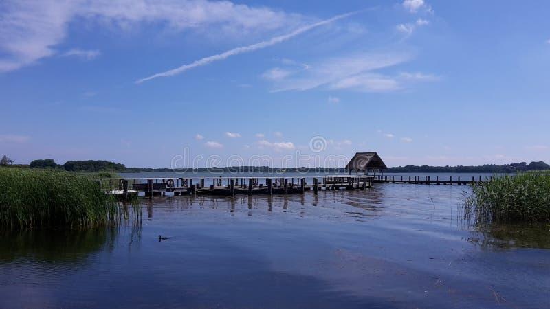 Villaggio di Fisher fotografia stock libera da diritti