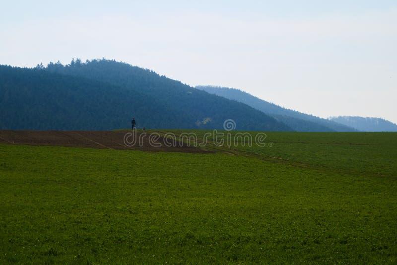 Villaggio in Germania, molto piacevole immagini stock libere da diritti