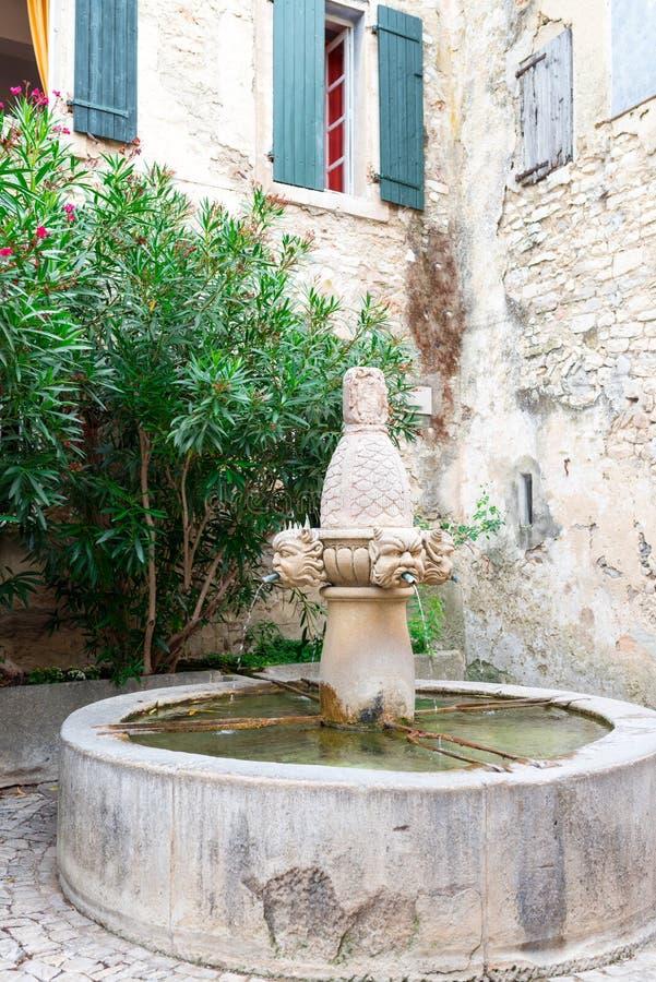 Villaggio in Provenza fotografie stock