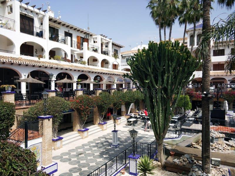 Villamartin广场,西班牙 库存图片