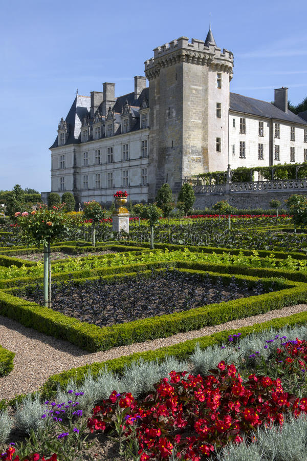 Villandry - Loire Valley - France