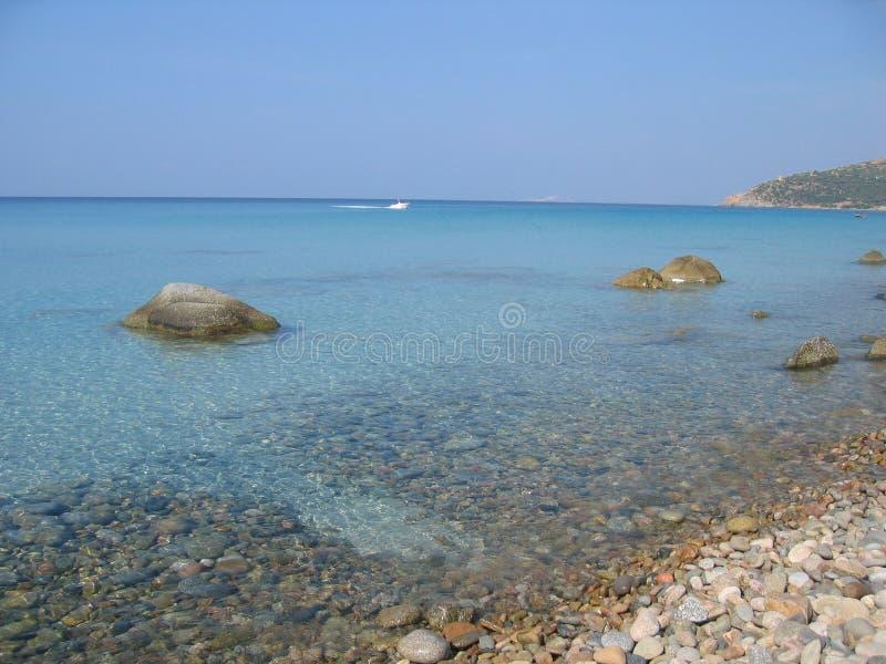 Villasimius - Sardinia stock photos