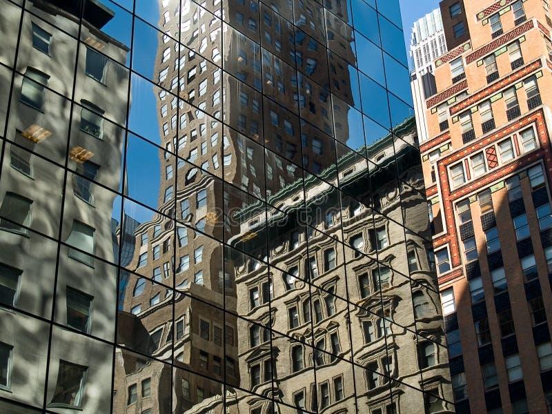 Ville abstraite 1 photographie stock libre de droits
