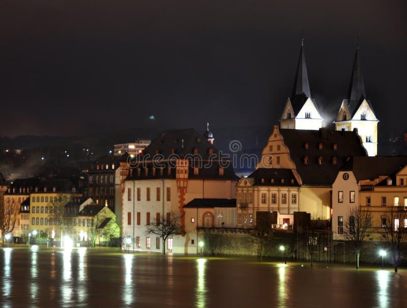 Download Ville Allemagne De Coblence Avec Le Coin Allemand Historique Photo stock - Image du statue, fleuve: 77158664