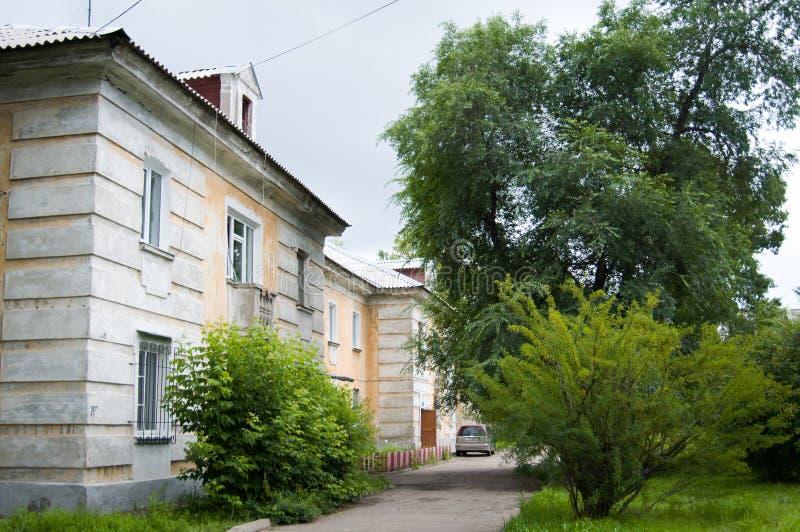 ville Angarsk été 2012 - 46 photographie stock libre de droits