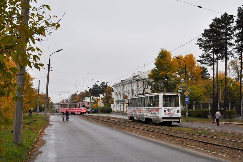 ville Angarsk été 2011 - 78 images stock