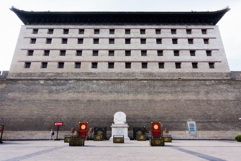 Ville antique de Xi'an images stock