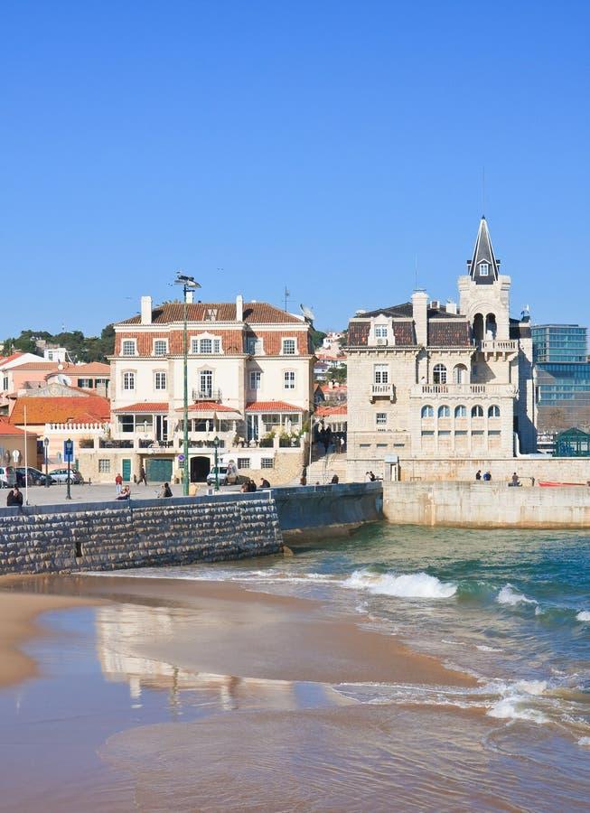Ville Cascais. Portugal photos stock