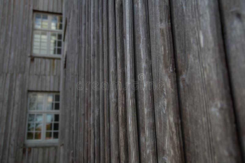 Ville Christiansfeld de patrimoine mondial images stock
