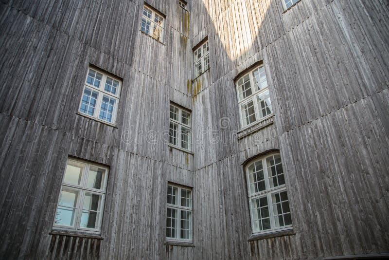 Ville Christiansfeld de patrimoine mondial photos stock