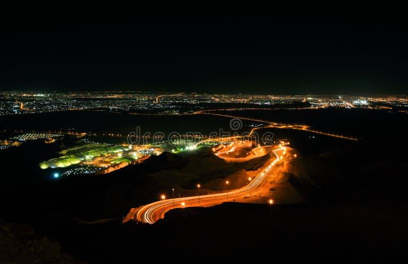 Ville d'Al Ain photos stock