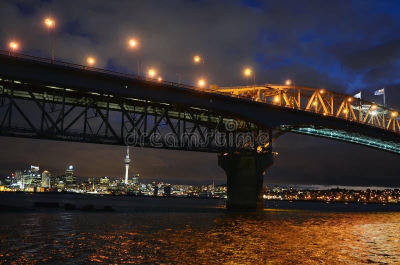 Ville d'Auckland photo stock