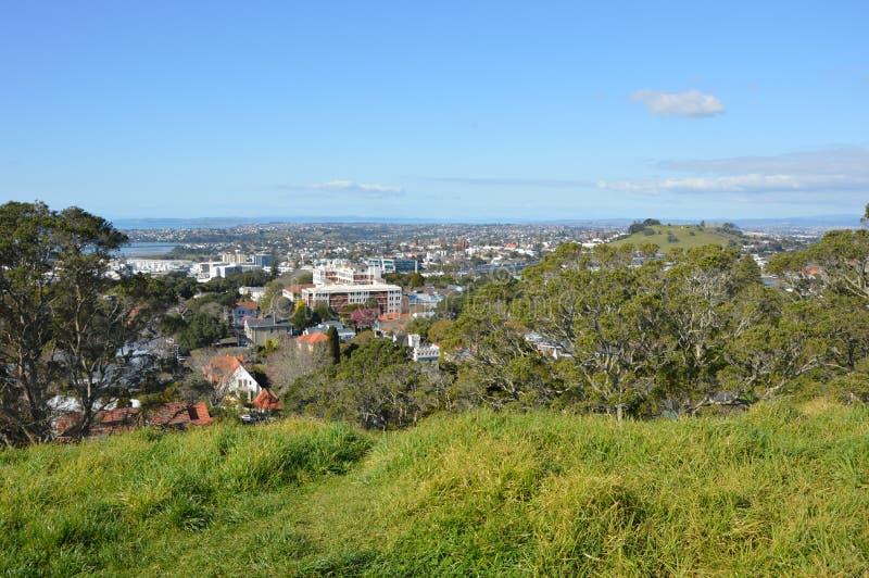 Ville d'Auckland photos stock