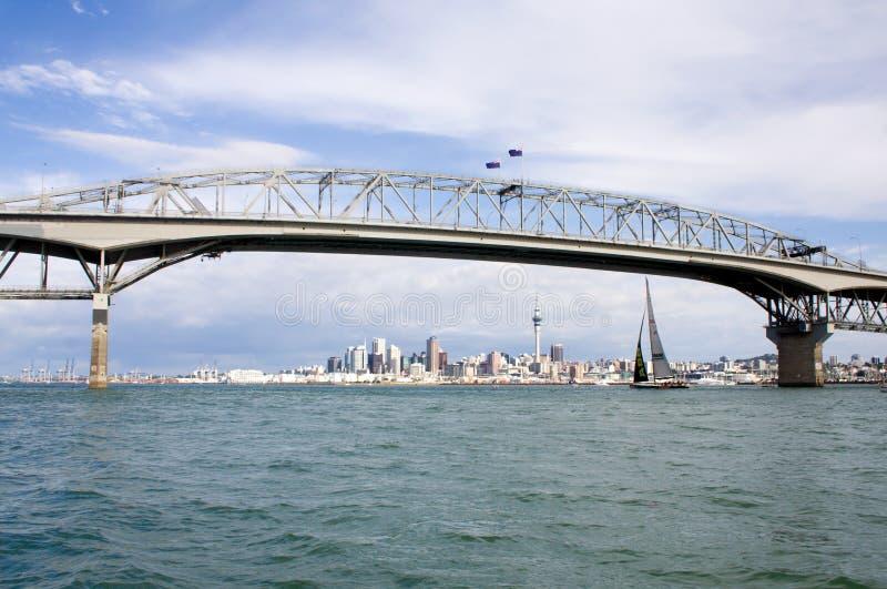 Ville d'Auckland par le jour 5 photo stock