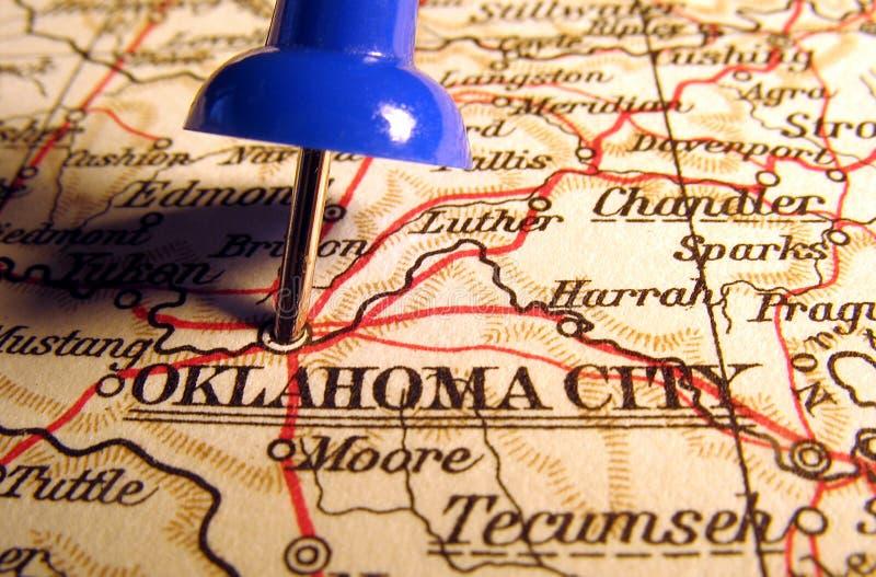 Ville d'Oklahoma, l'Oklahoma photographie stock