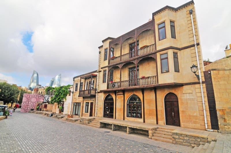 Ville de Bak photos libres de droits
