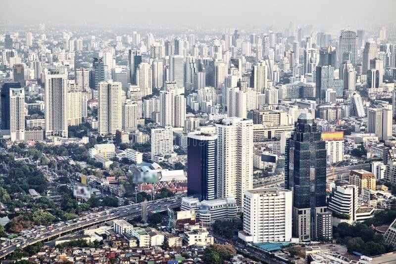 Ville de Bangkok photos stock