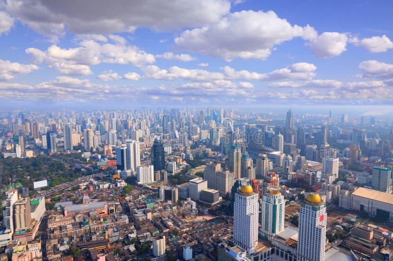 Ville de Bangkok photos libres de droits