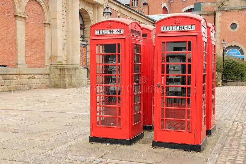 Ville de Bolton, R-U photo libre de droits