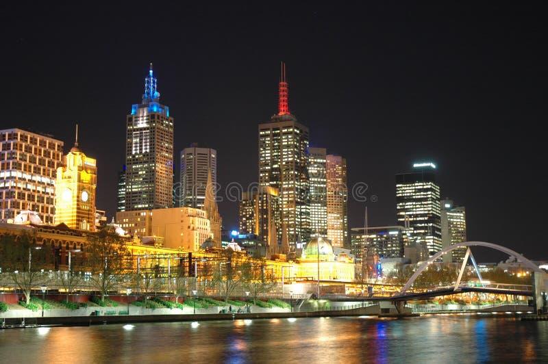 Ville de Brisbane photo libre de droits