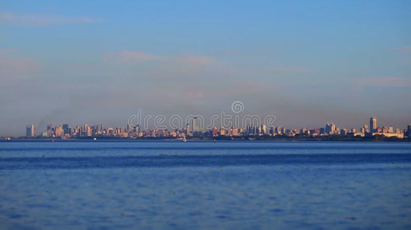 Ville de Buenos Aires photo stock