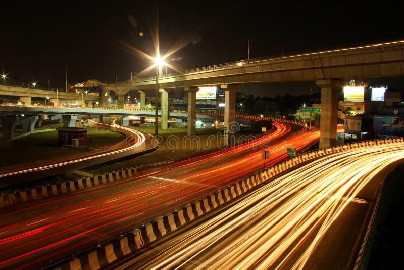 Ville de Chennai photos stock