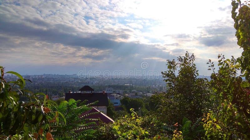 Ville de Chisinau photos libres de droits