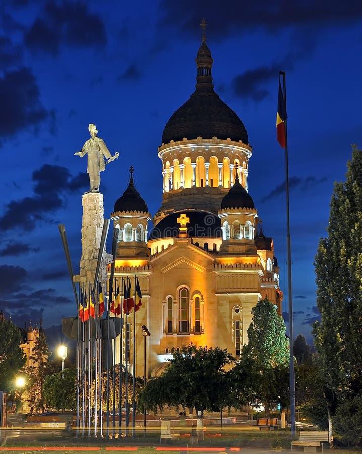 Ville de Cluj image libre de droits