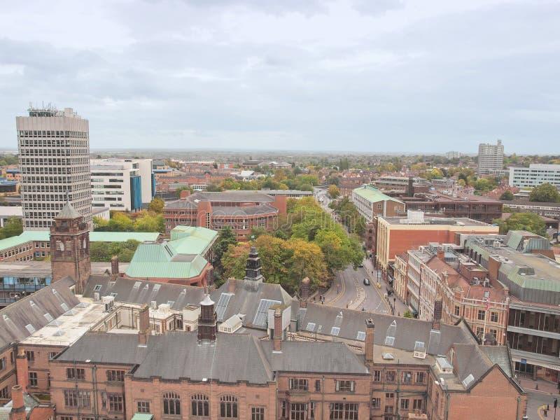 Ville de Coventry photos stock