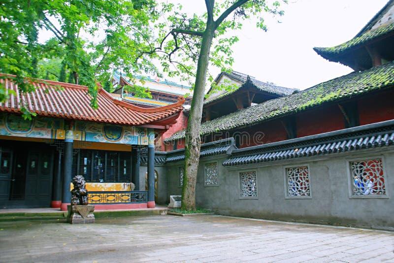 Ville de fantômes de Fengdu image libre de droits