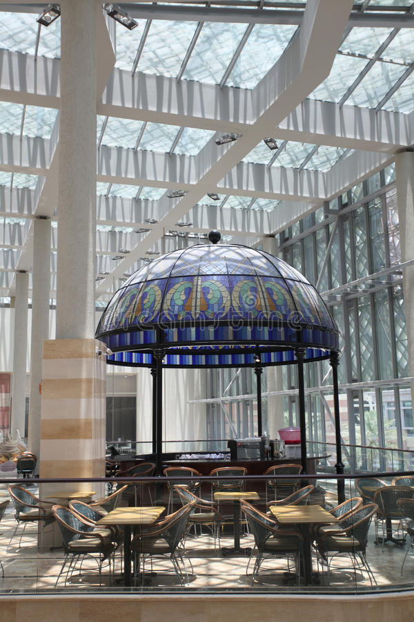 Ville de festival de Dubaï images stock
