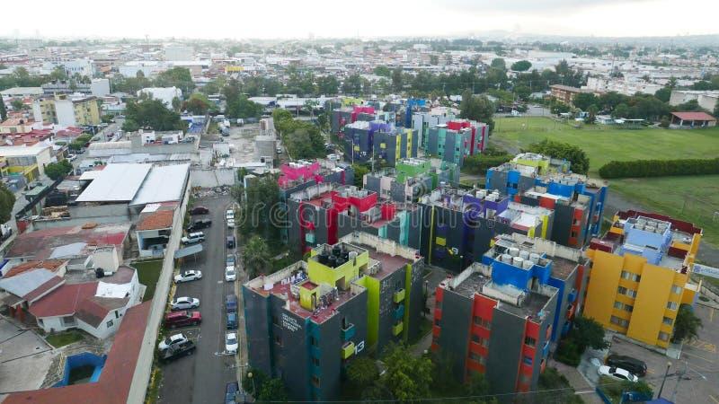 Ville de Guadalajara, Jalisco Mexique image libre de droits
