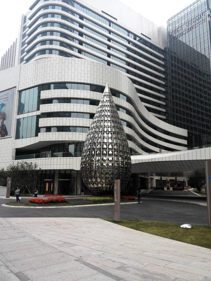 Ville de Guangzhou image stock