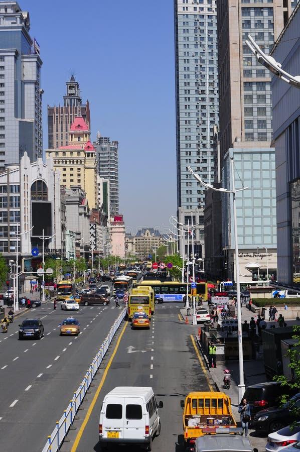 Download Ville de Harbin Chine photo stock éditorial. Image du province - 77151248
