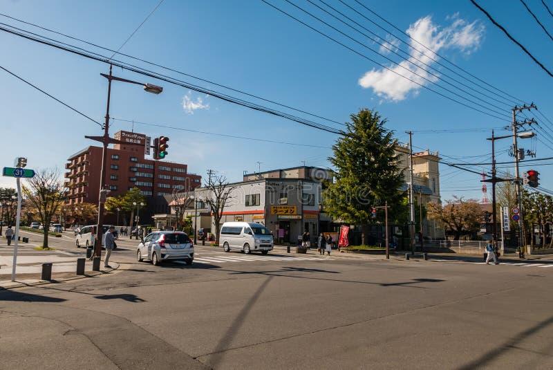 Download Ville de Hirosaki image éditorial. Image du couteau, armure - 76089955