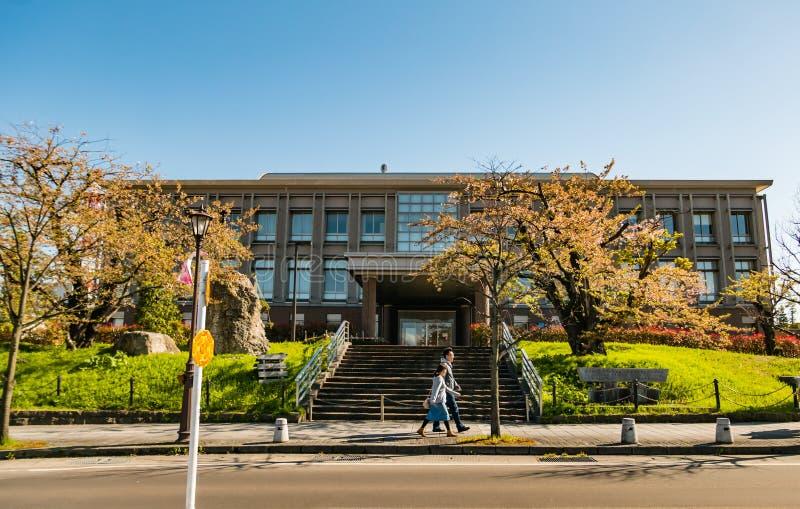 Download Ville de Hirosaki image stock éditorial. Image du armure - 76090004