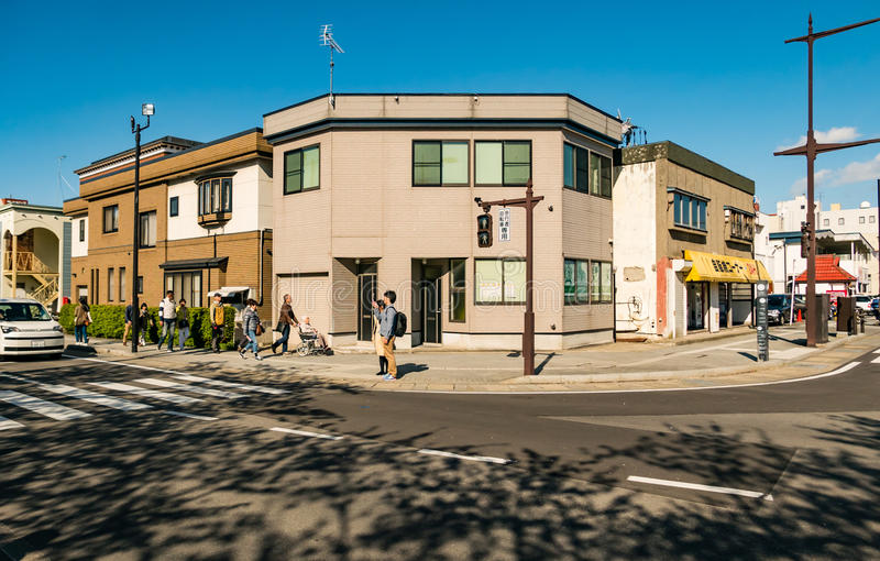 Download Ville de Hirosaki photographie éditorial. Image du outdoors - 76090187