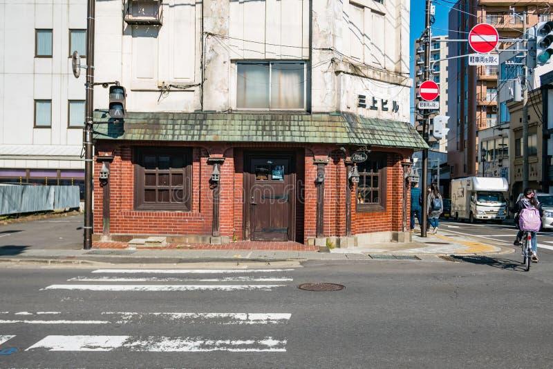 Download Ville de Hirosaki image stock éditorial. Image du humain - 76090224